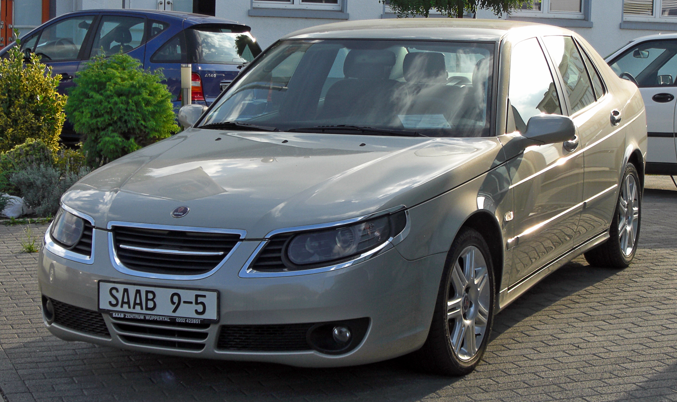 2005 saab 9 5 information and photos momentcar. Black Bedroom Furniture Sets. Home Design Ideas