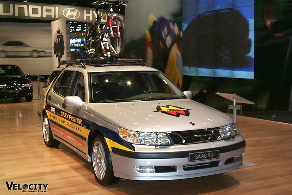 Saab 9-5 Gary Fisher Edition #20