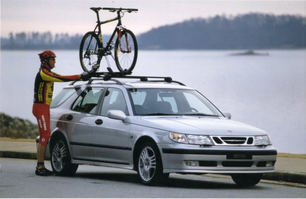 Saab 9-5 Gary Fisher Edition #21
