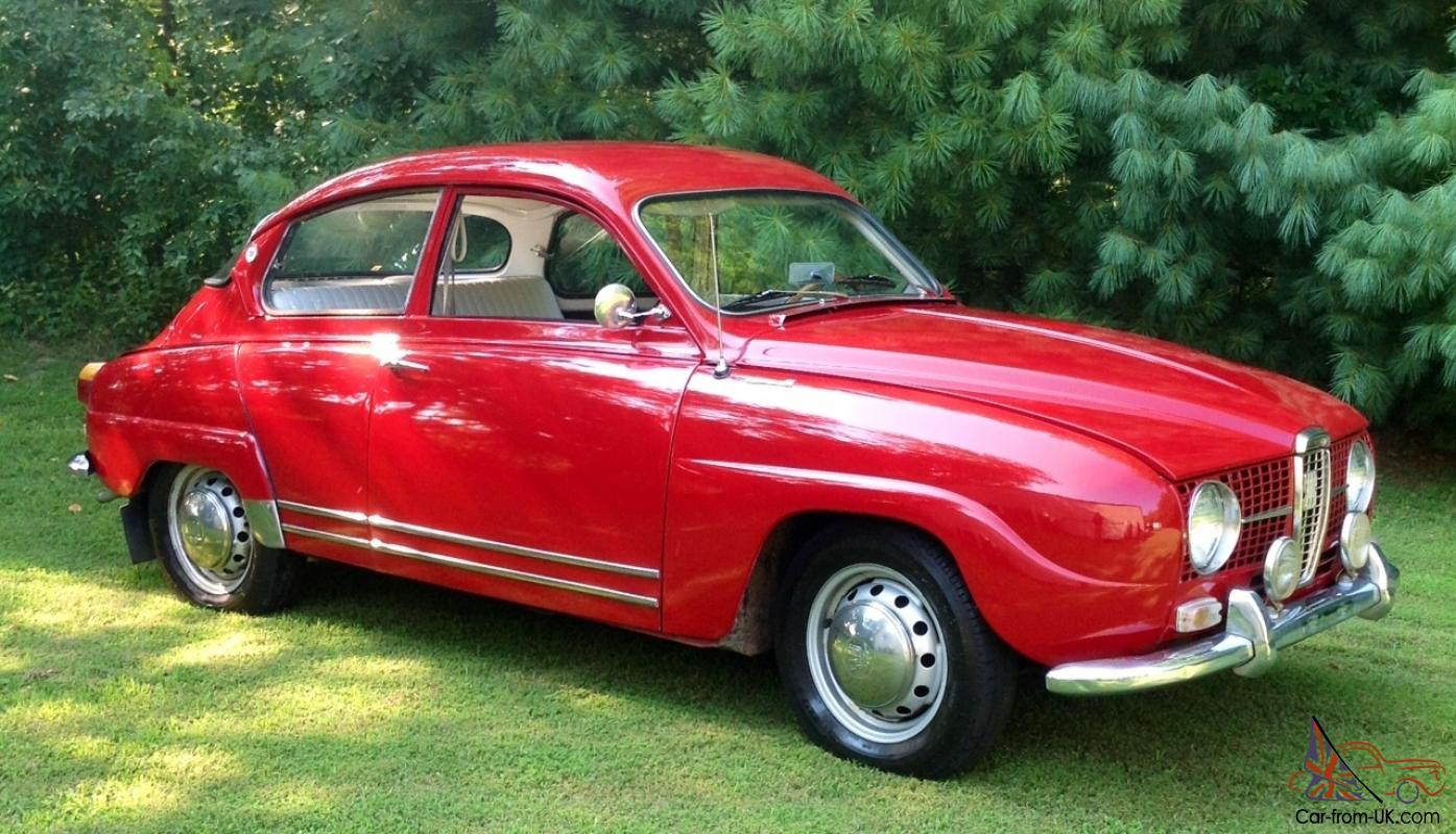 1966 Saab Monte Carlo Information And Photos Momentcar