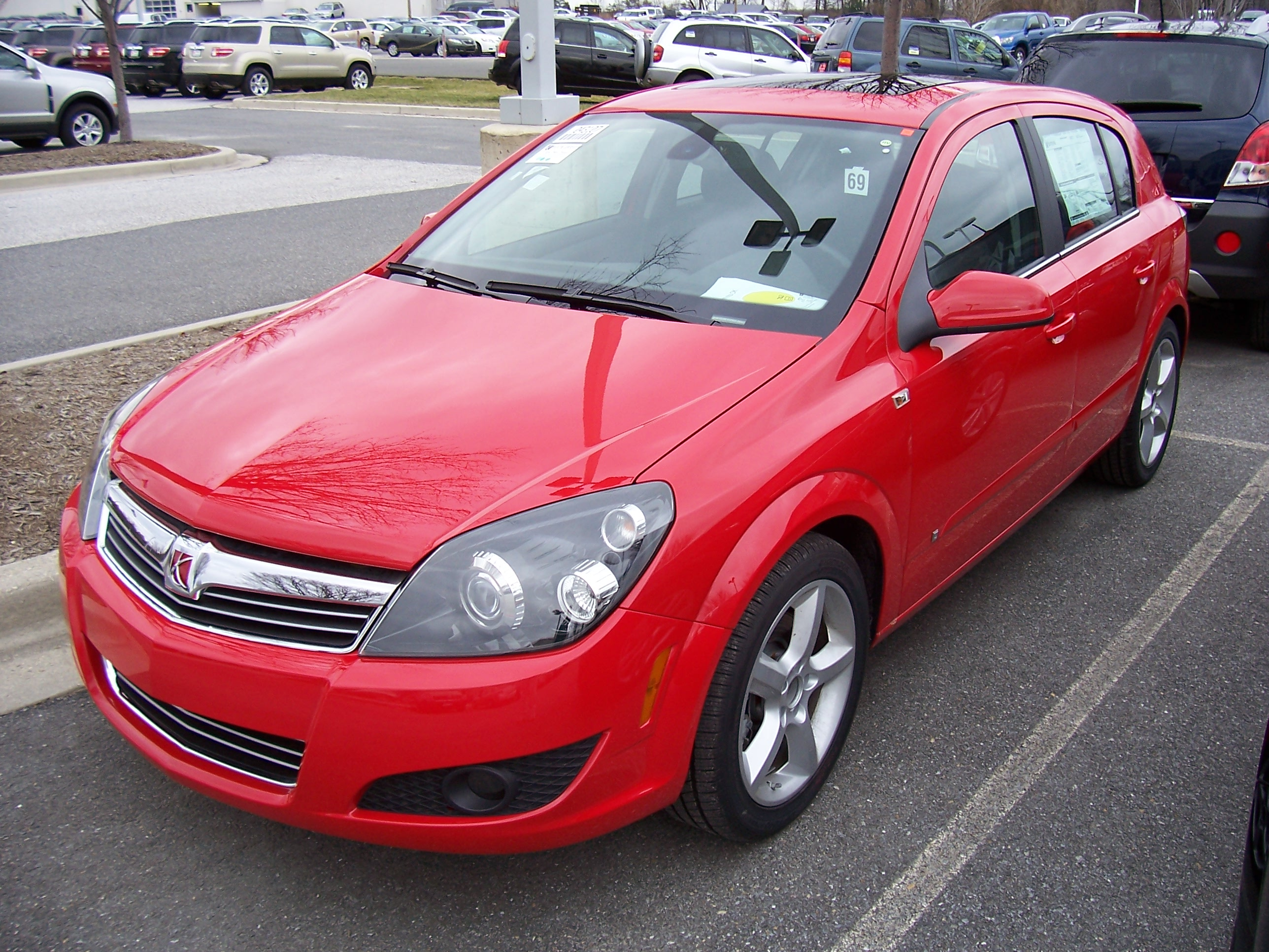Saturn Astra XE #8