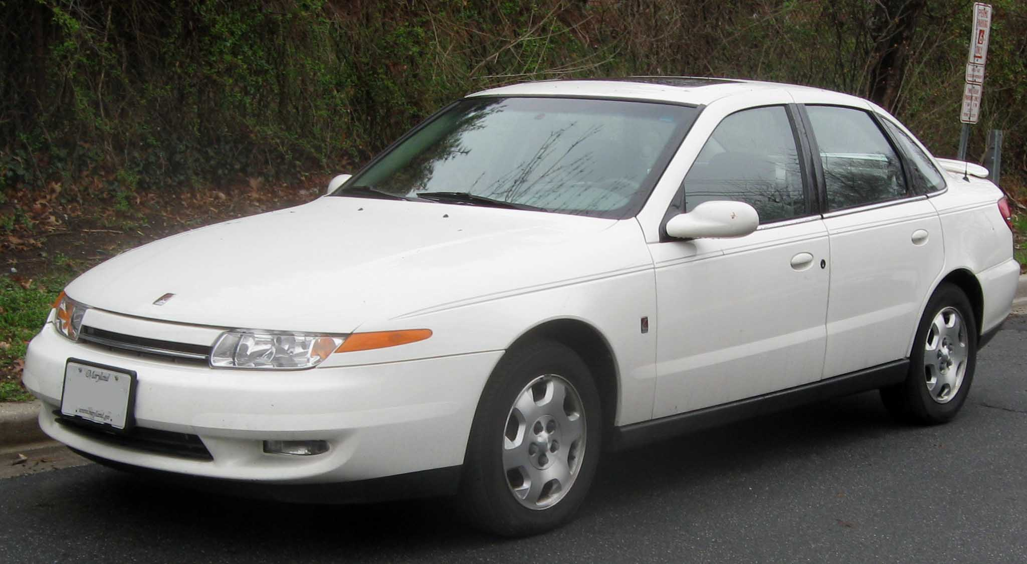2001 Saturn L-series - Information And Photos