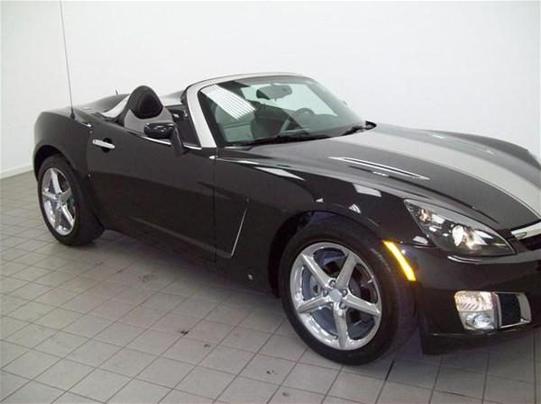 Saturn Sky Red Line Carbon Flash SE #4