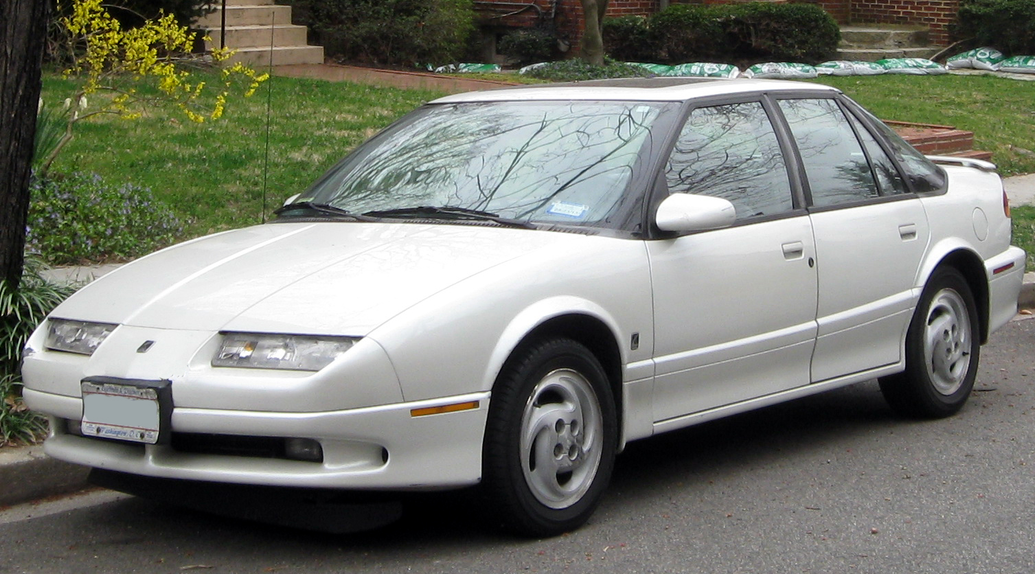 1995 Saturn S Series Information And Photos Momentcar