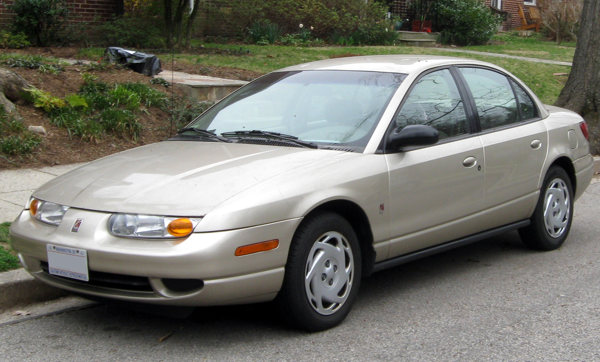 2002 Saturn S Series Information And Photos Momentcar