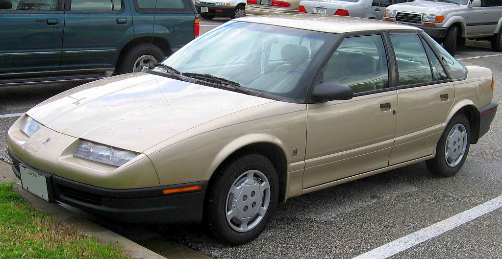 Saturn S-Series SL1 #12