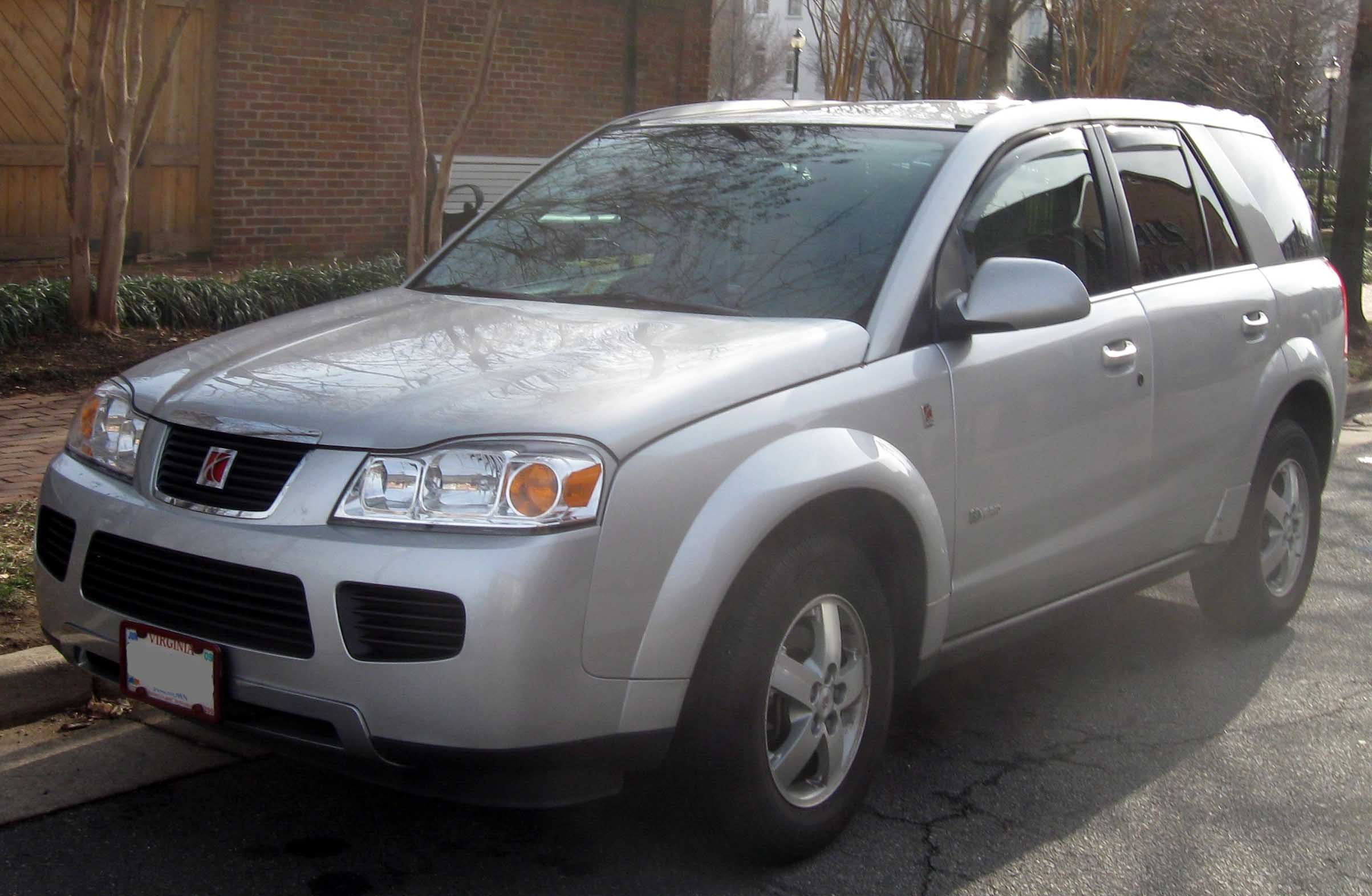 Saturn vue information and photos momentcar saturn vue green line 2 vanachro Images