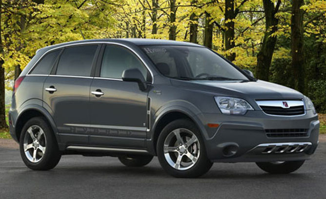 Saturn VUE Hybrid Base #3