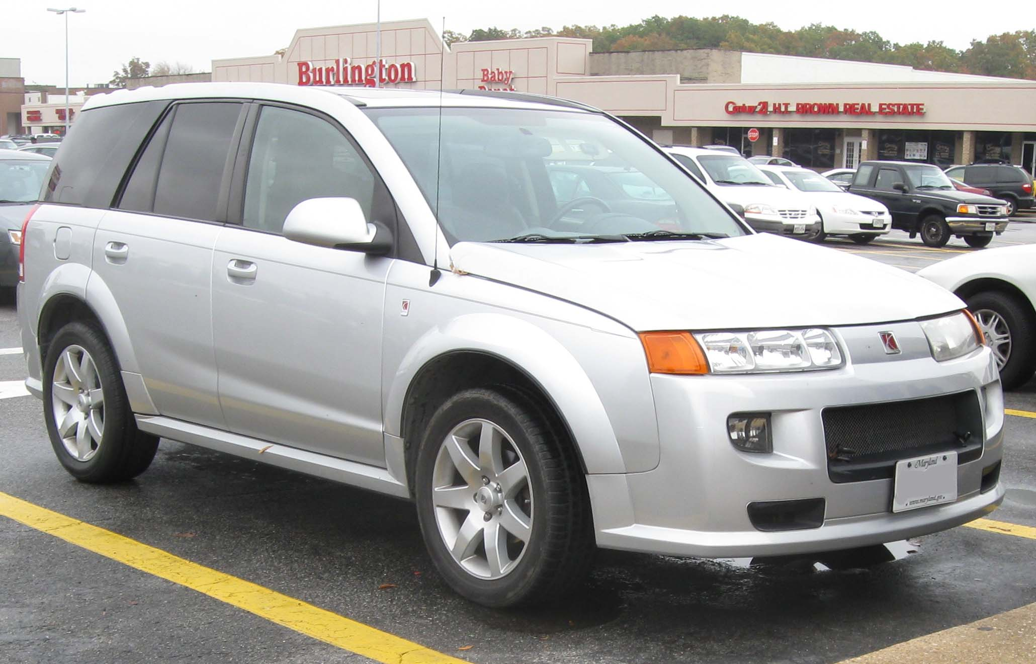 Saturn vue information and photos momentcar saturn vue red line 13 vanachro Images