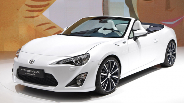Scion Fr S Convertible 10