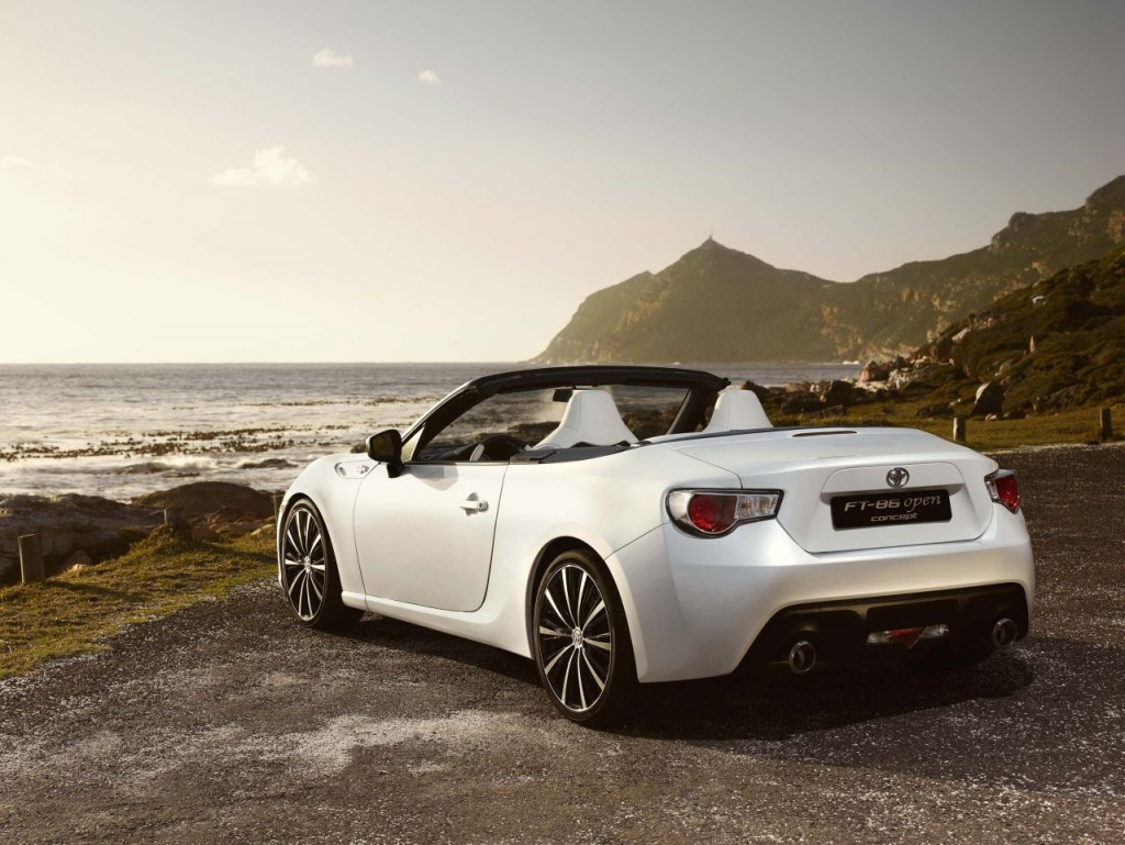 Scion FR-S Convertible #11