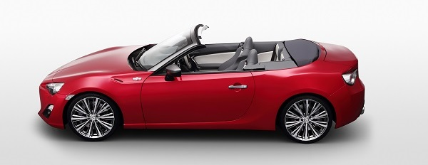 Scion FR-S Convertible 2014 #13