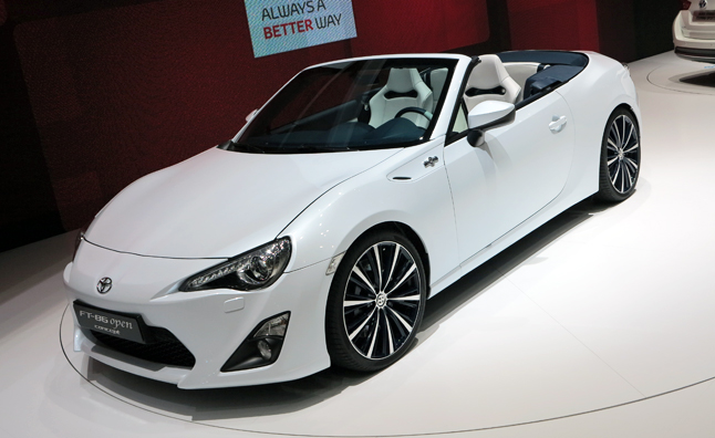Scion FR-S Convertible 2014 #5