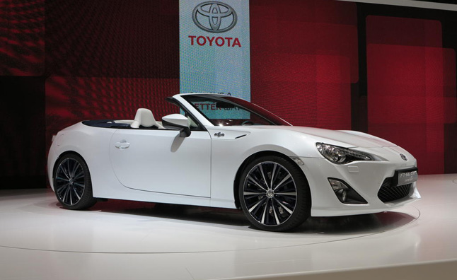 Scion FR-S Convertible 2014 #7
