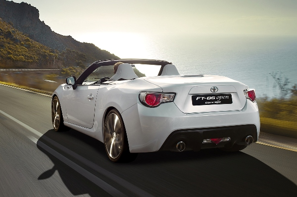 Scion FR-S Convertible 2014 #10