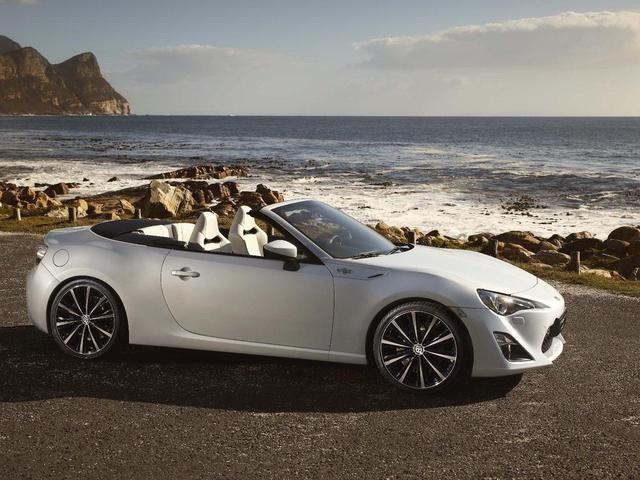 Scion: We Might Do The FR-S Convertible Our Damn Selves If We Have To