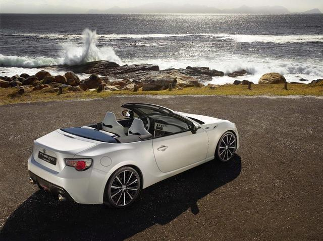 Scion FR-S Convertible #7