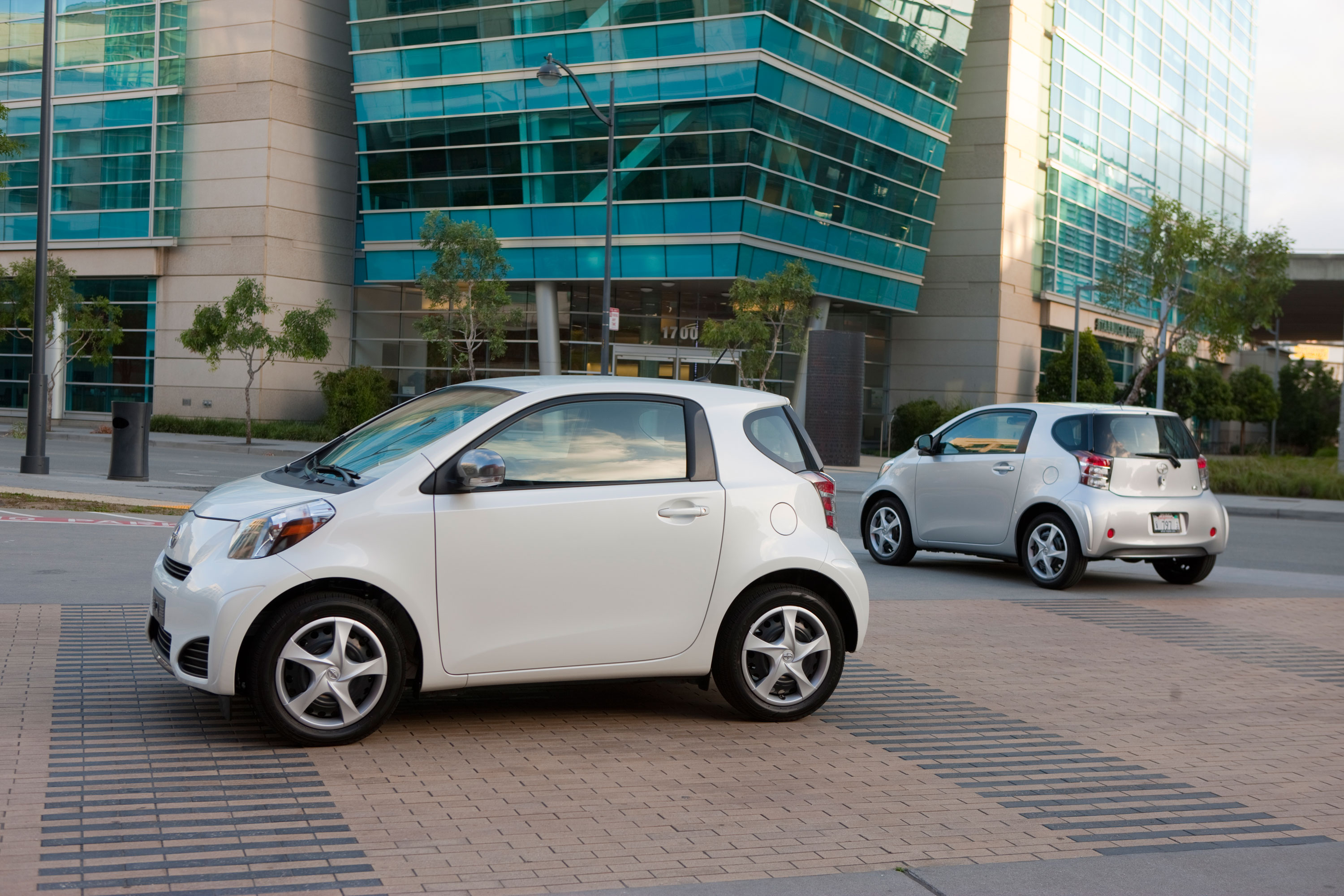 Scion iQ 2014 #3