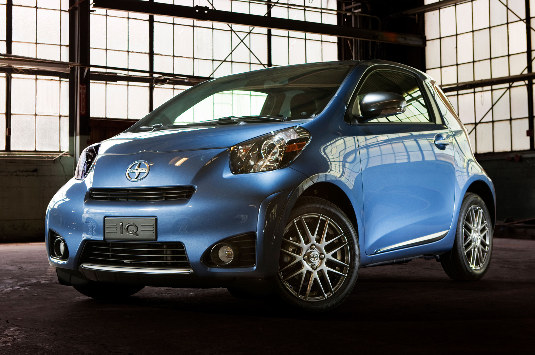 Scion iQ 2014 #6
