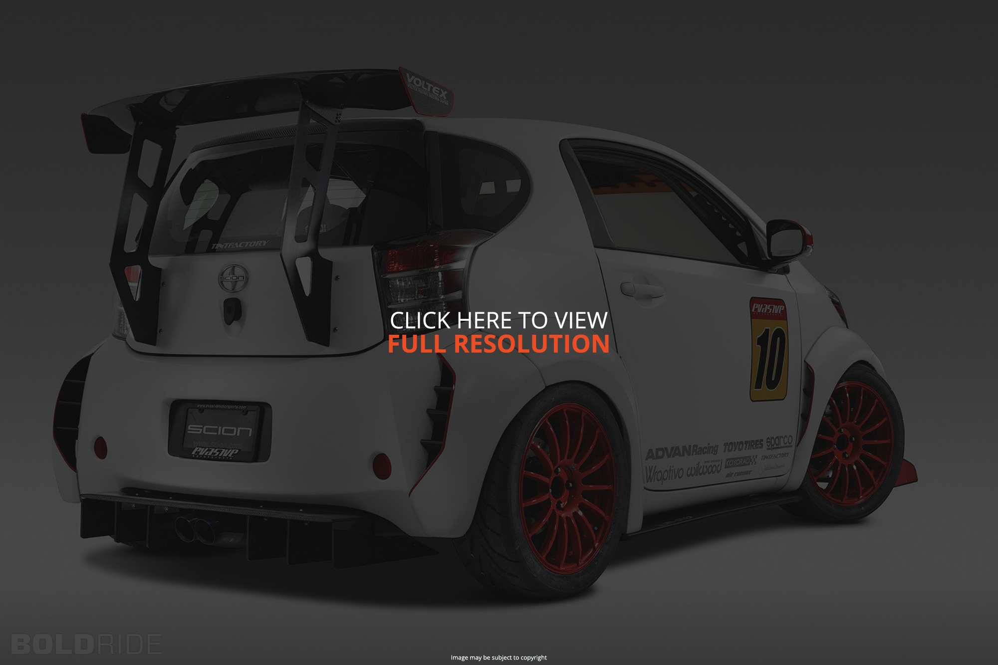 Scion iQ #6