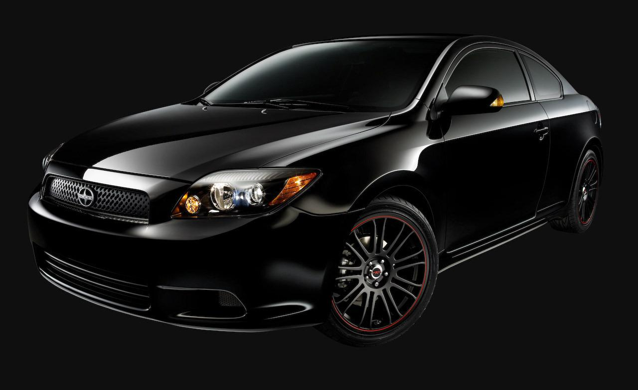 Scion tC 2009 #4
