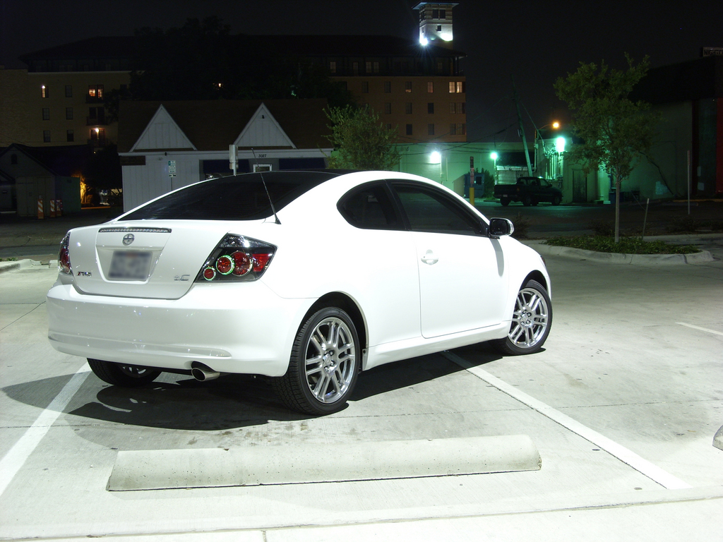Scion tC 2009 #7