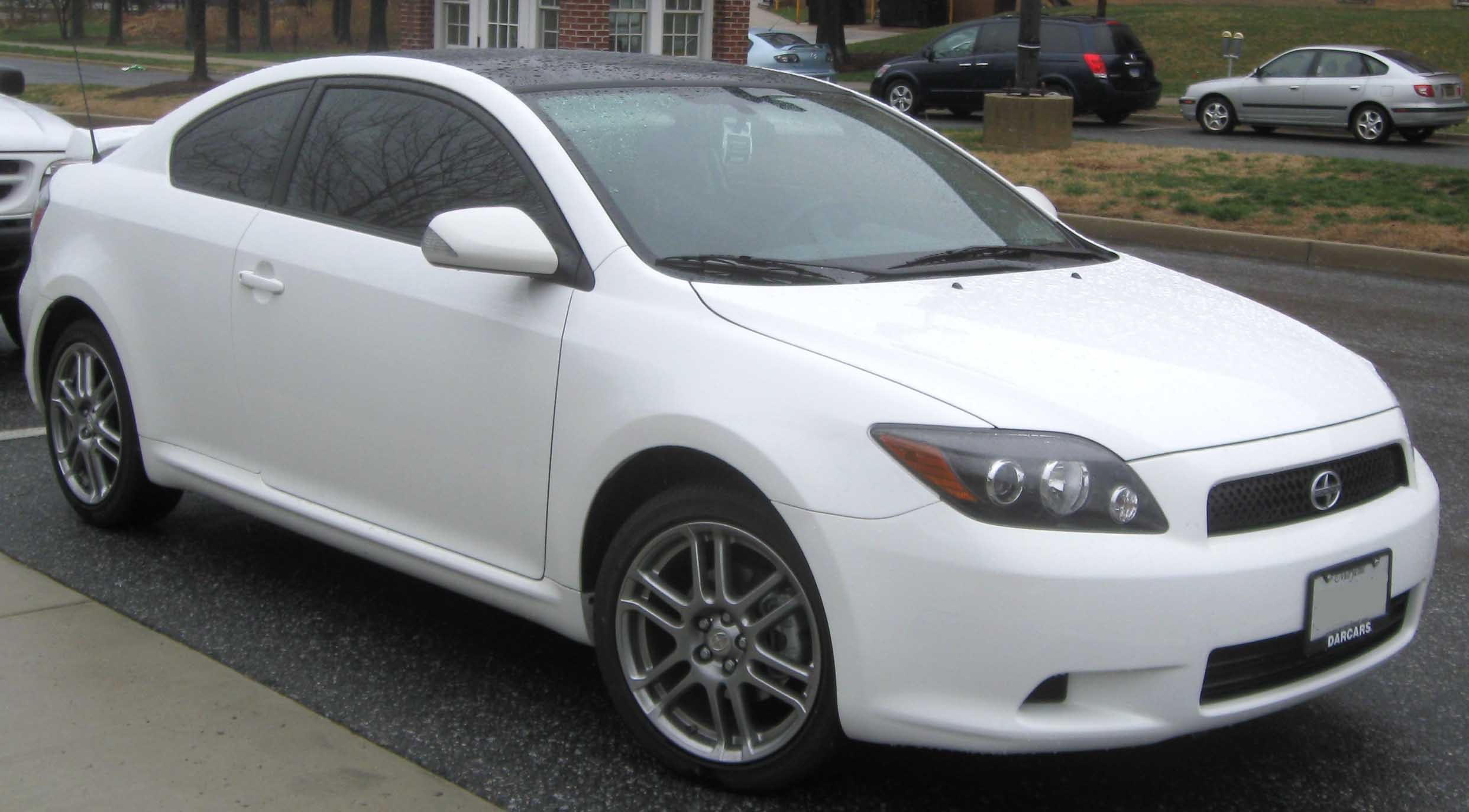 Scion tC 2009 #8