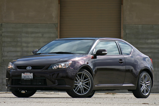 Scion tC 2011 #5