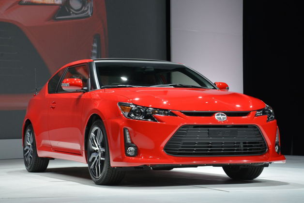 Scion tC 2014 #3