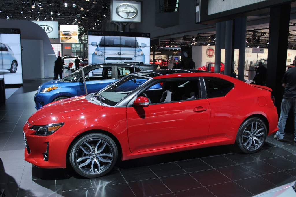 Scion tC 2014 #6