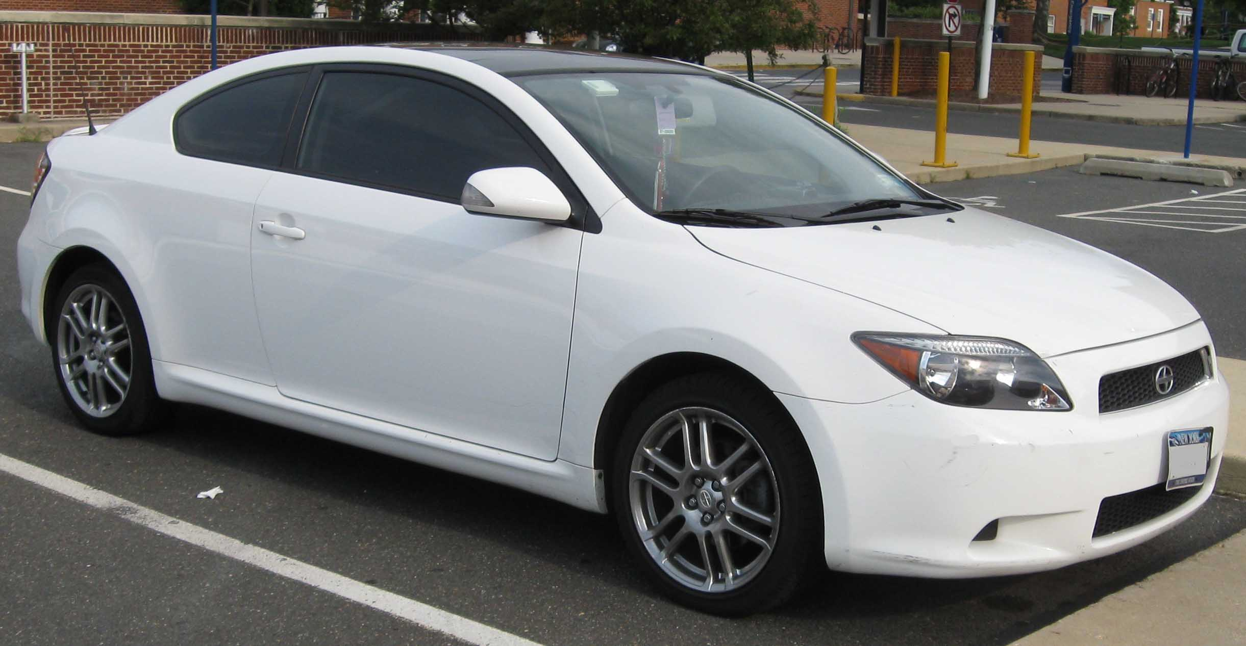 Scion tC #4