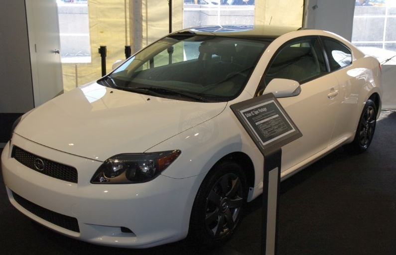 Scion tC Spec #16