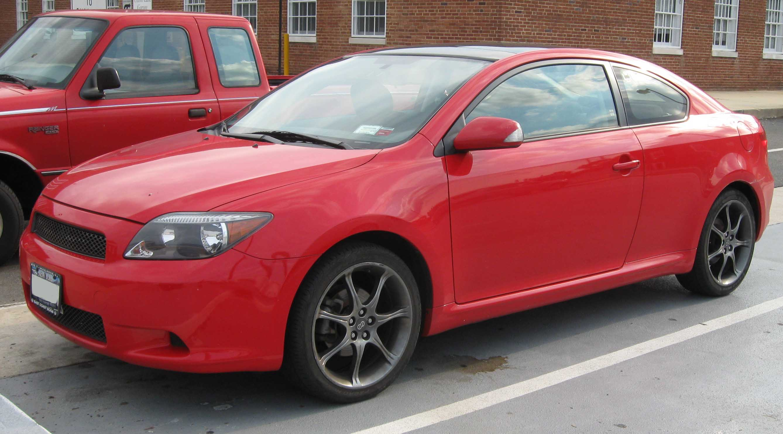 Worksheet. Scion tC  Information and photos  MOMENTcar