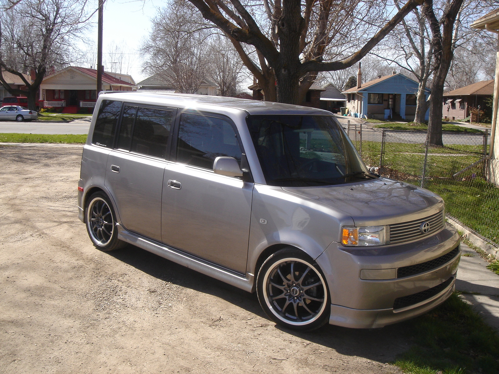 2006 scion xb information and photos momentcar. Black Bedroom Furniture Sets. Home Design Ideas