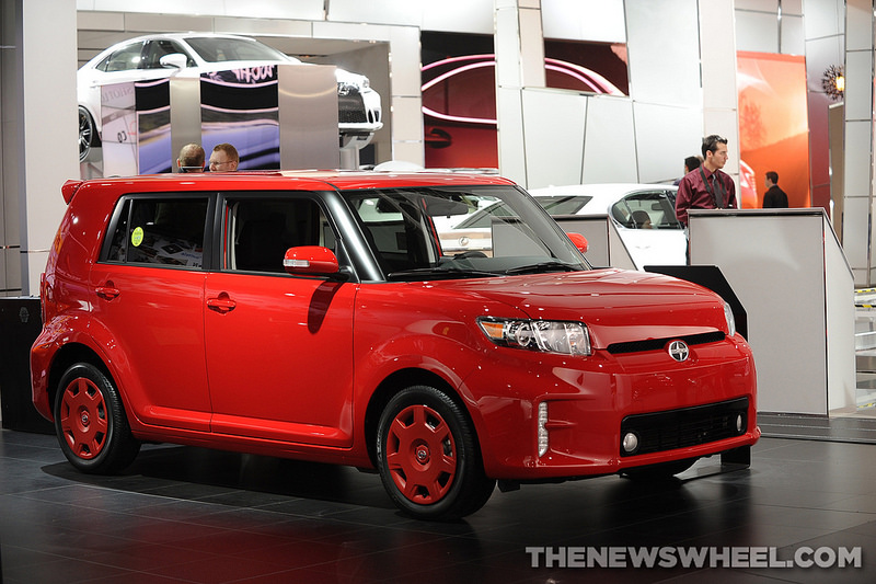 Scion xB 2014 #10