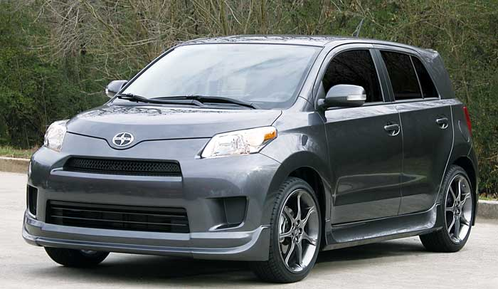 Scion xD 2009 #4
