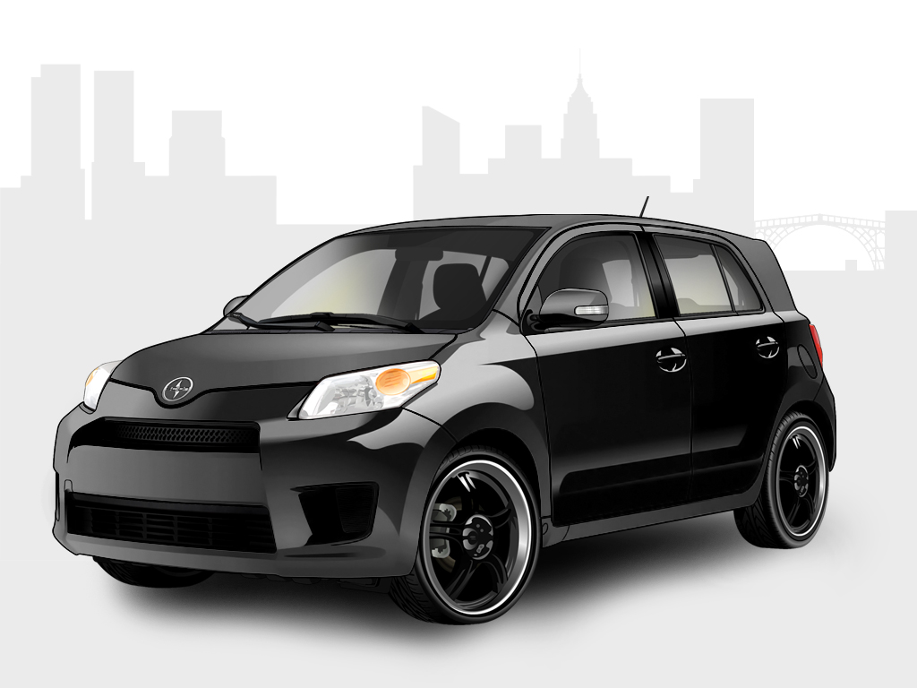 Scion xD 2009 #6