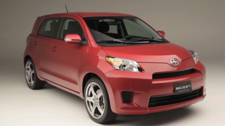 Scion xD 2014 #12