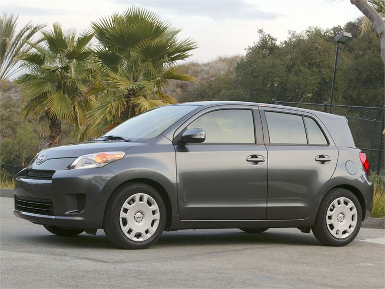 Scion xD #6