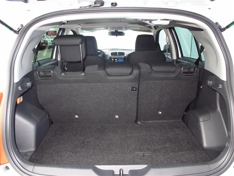 Scion xD Base #10