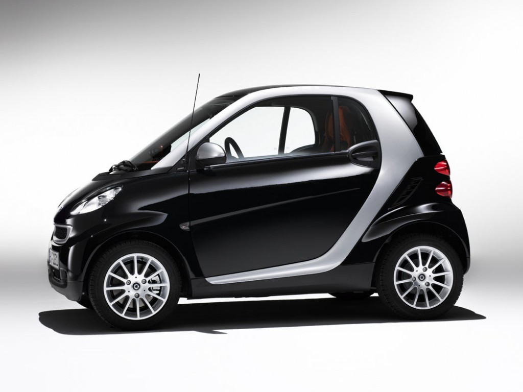 A clever Kid of Smart 2010 Fortwo #1