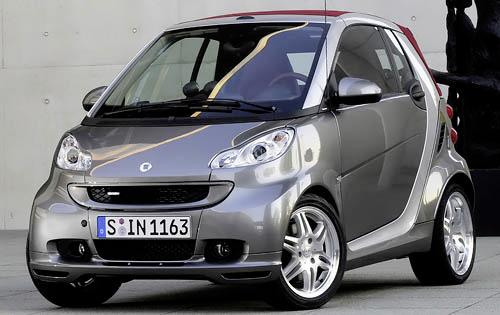A clever Kid of Smart 2010 Fortwo #2