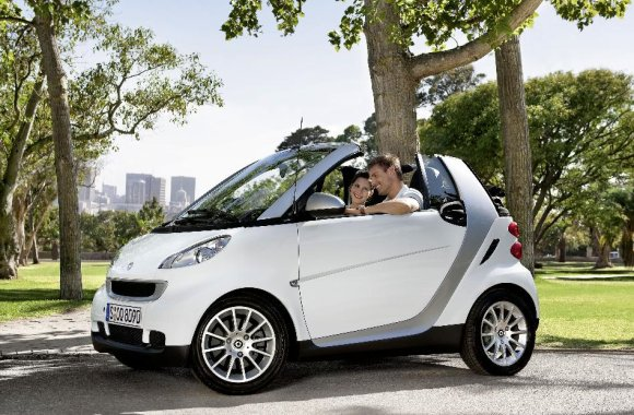A clever Kid of Smart 2010 Fortwo #8