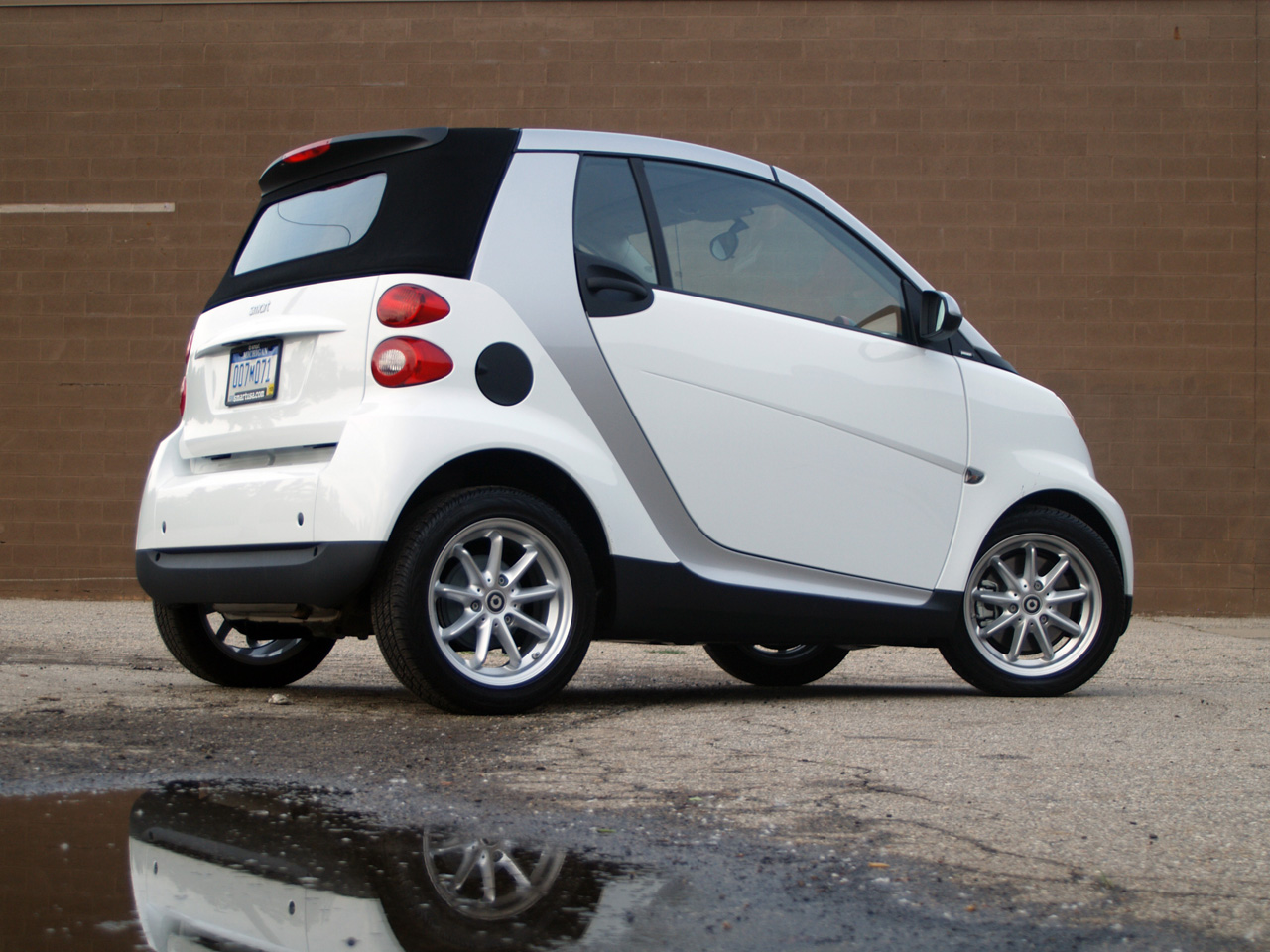 smart fortwo 2009 #4