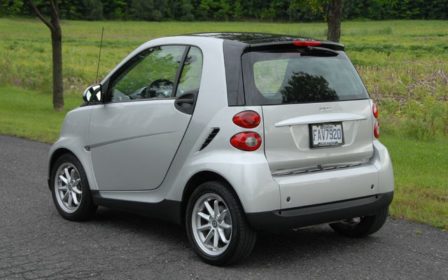 smart fortwo 2009 #6