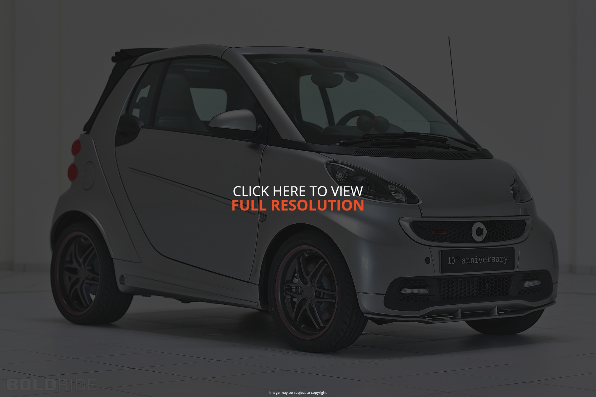smart fortwo 2012 #3