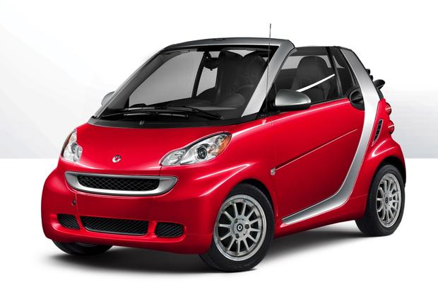 smart fortwo 2013 #1