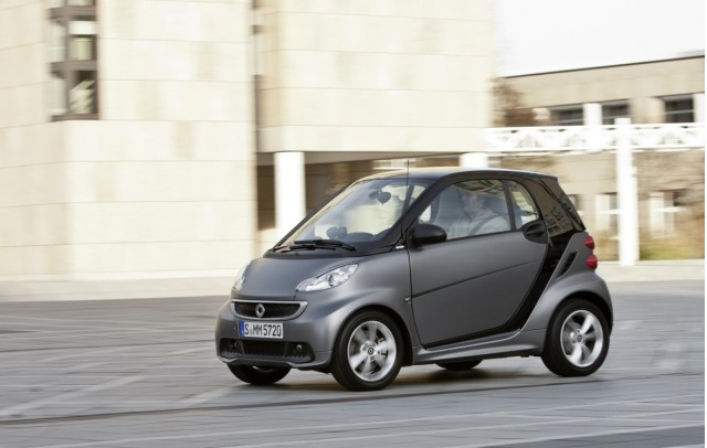 smart fortwo 2013 #9
