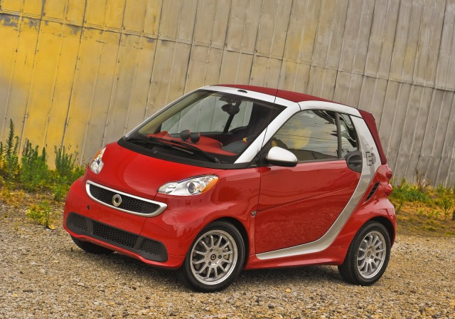 smart fortwo 2014 #13