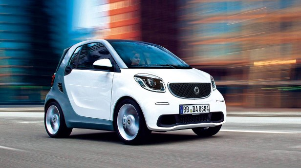 smart fortwo 2014 #3